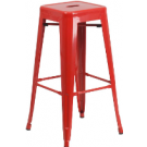 Metallica Collection Backless Bar Stool - TM07