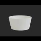 Round White China Bowl - C010