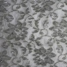 Silver and White Lace - LLC05
