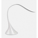White Goose Neck Lamp